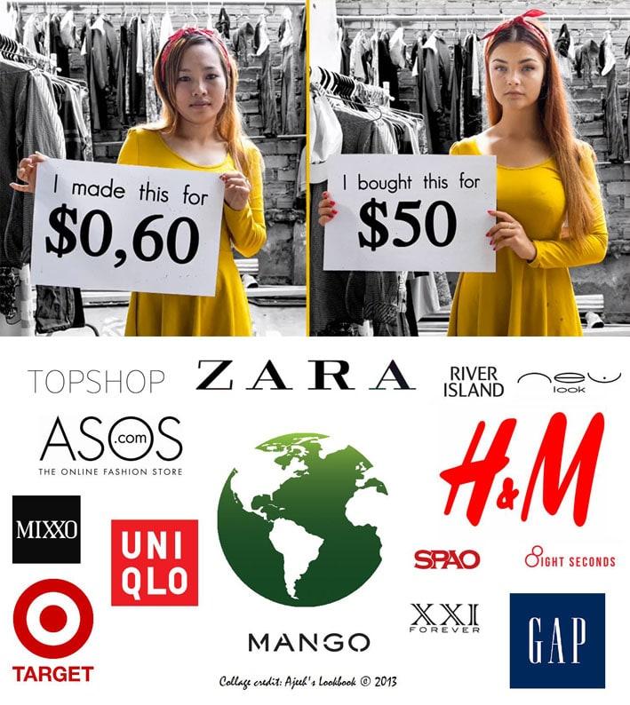 França quer punir empresas de fast fashion que exploram trabalhadores na Ásia stylo urbano