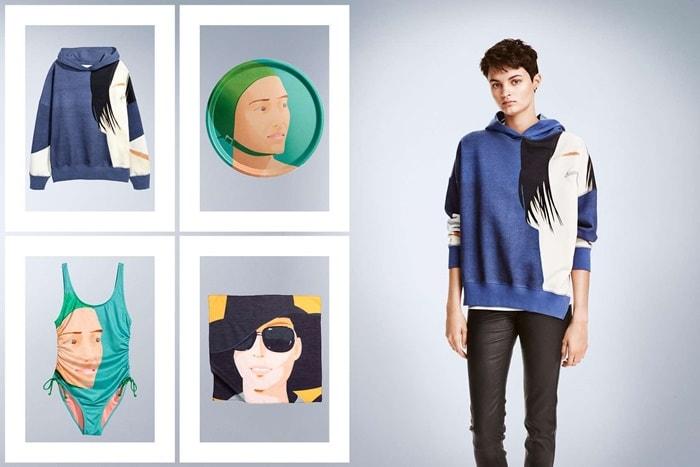 Redes de fast fashion lançam coleções cápsula em parceria com artistas plásticos stylo urbano-2