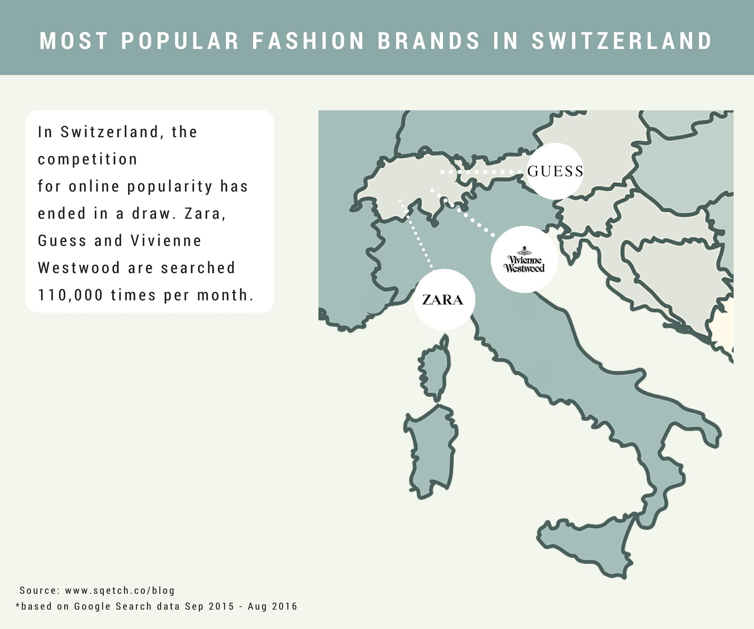 Conheça as 10 maiores empresas que dominam o varejo de moda na Europa stylo urbano-6