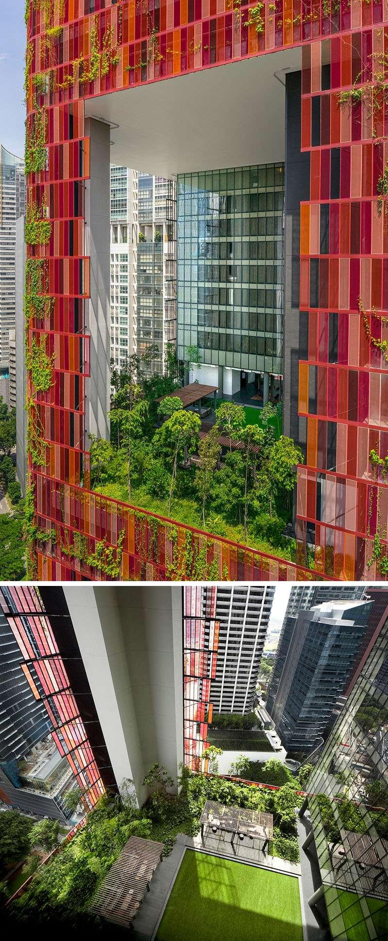 Conheça o primeiro arranha céu com o maior jardim vertical do mundo stylo urbano-2