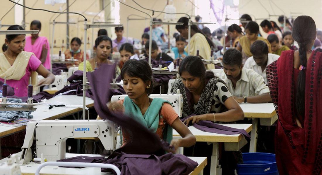 Em 2030, as fábricas de vestuário serão como fábricas automotivas devido a automação industrial stylo urbano