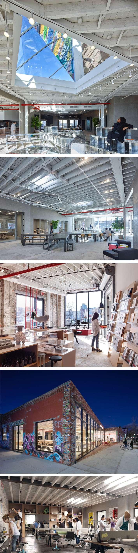 A / D / O - Novo espaço de coworking dedicado a explorar os limites do design stylo urbano