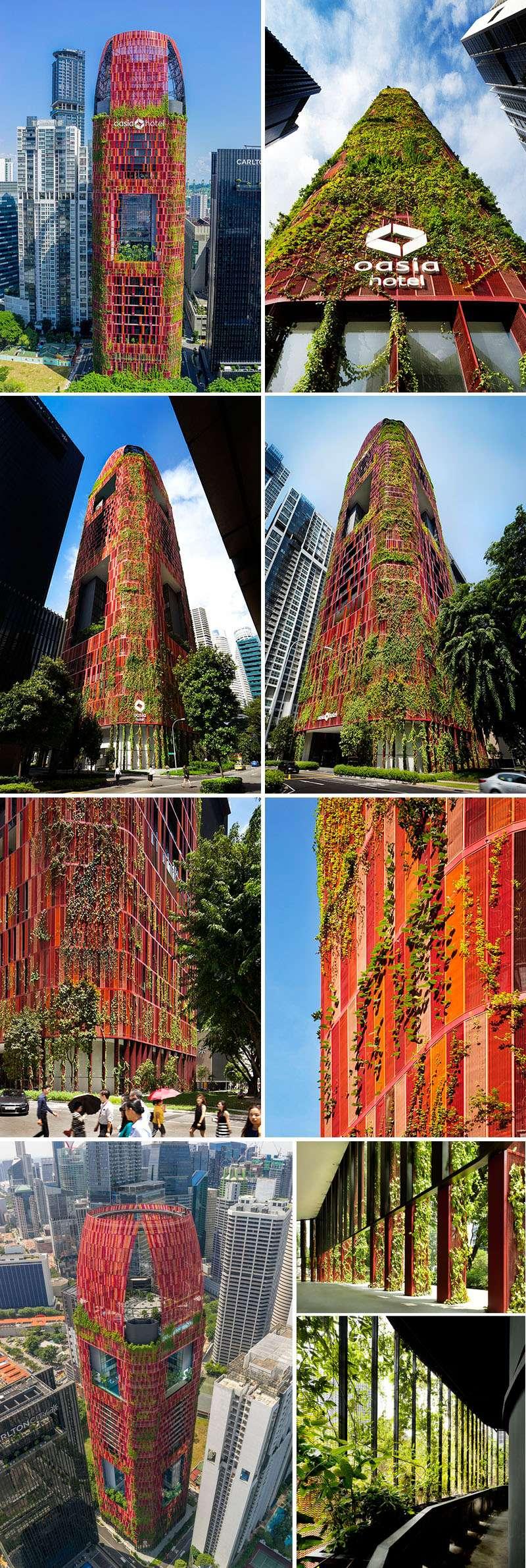 Conheça o primeiro arranha céu com o maior jardim vertical do mundo stylo urbano-1