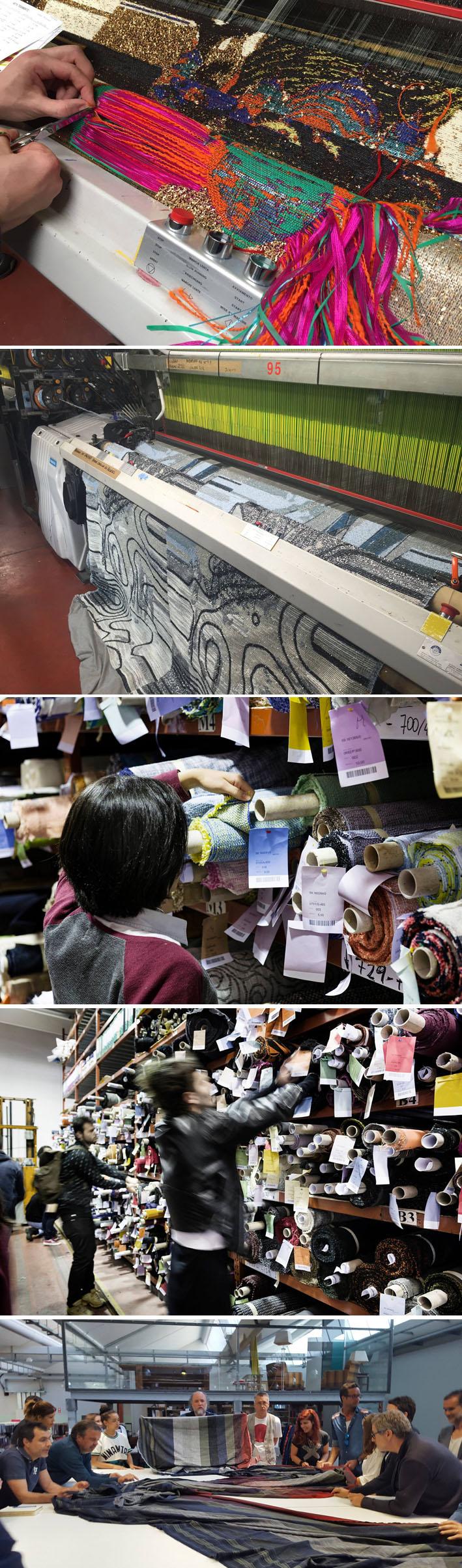 As tecelagens artesanais Hosoo e Bonotto, são as armas secretas das marcas de luxo stylo urbano-2