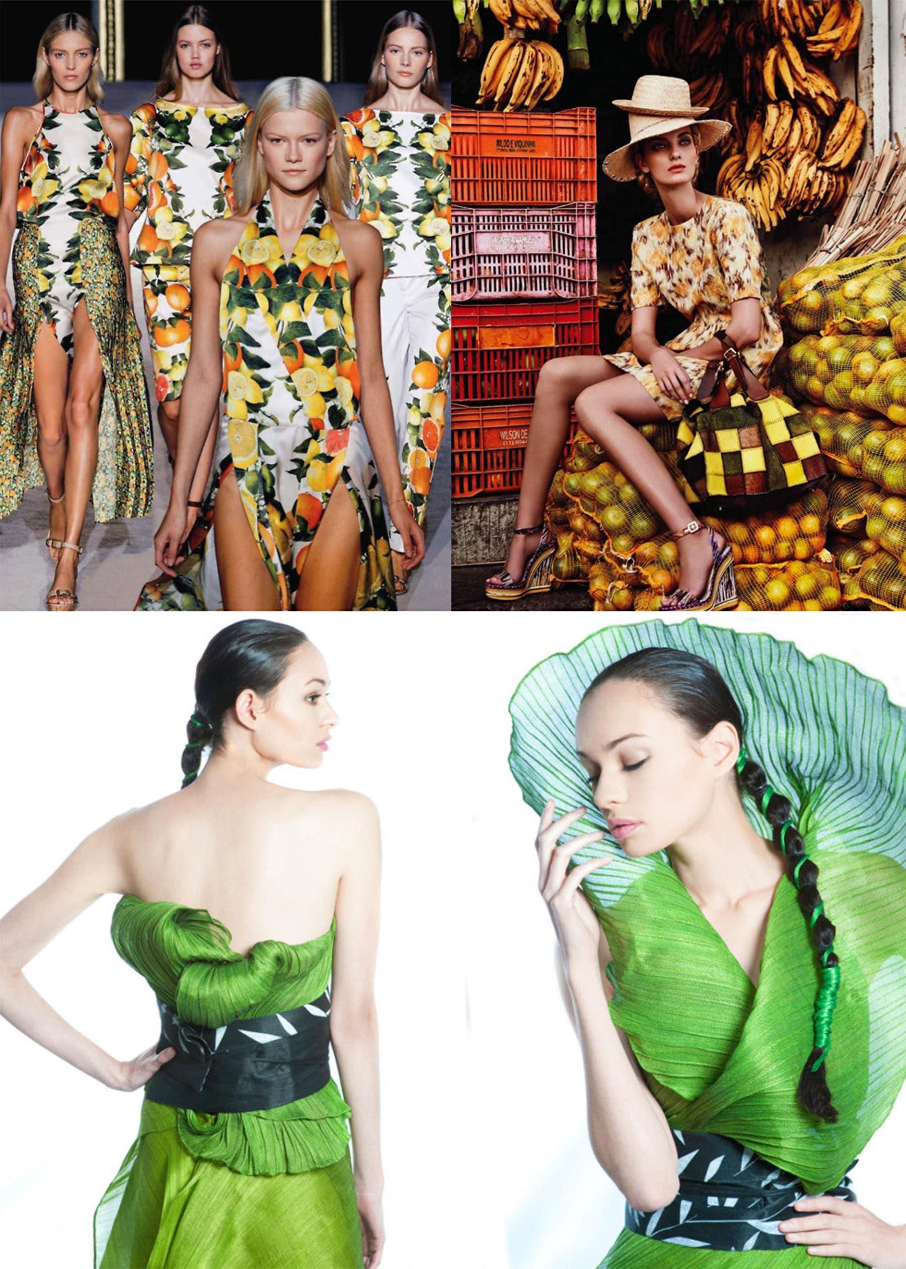 A moda do futuro será feita dosresíduos de frutas e alimentos descartados stylo urbano-4
