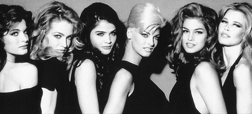 A história de amor entre George Michael e as supermodelos dos anos 90 stylo urbano-1