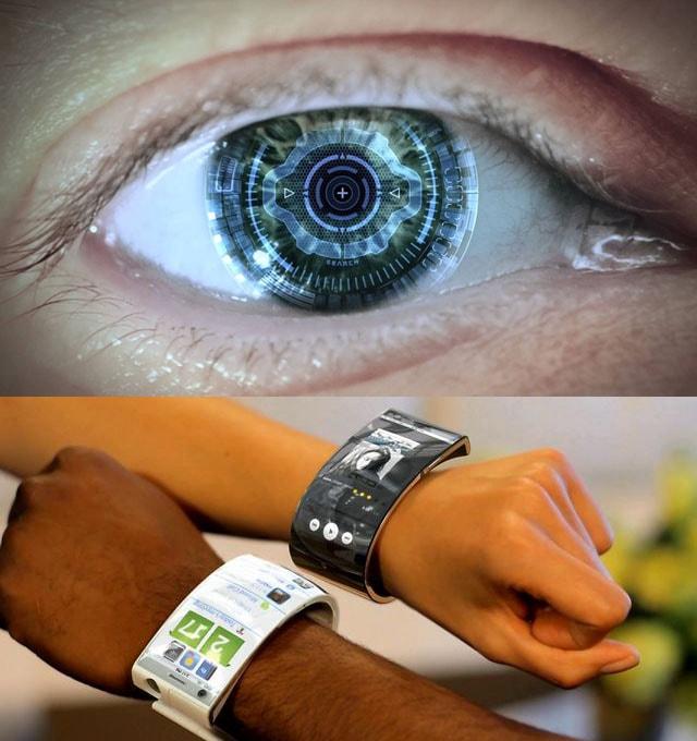 """Lentes de contato com realidade aumentada criarão nossa """"Visão do Futuro"""" stylo urbano"""