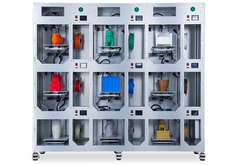 Empresa chinesa Winbo lança micro fábrica portátil de impressão 3D stylo urbano