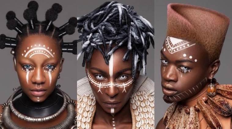 Estilista de cabelos exalta a cultura africana através de penteados surpreendentes  stylo urbano