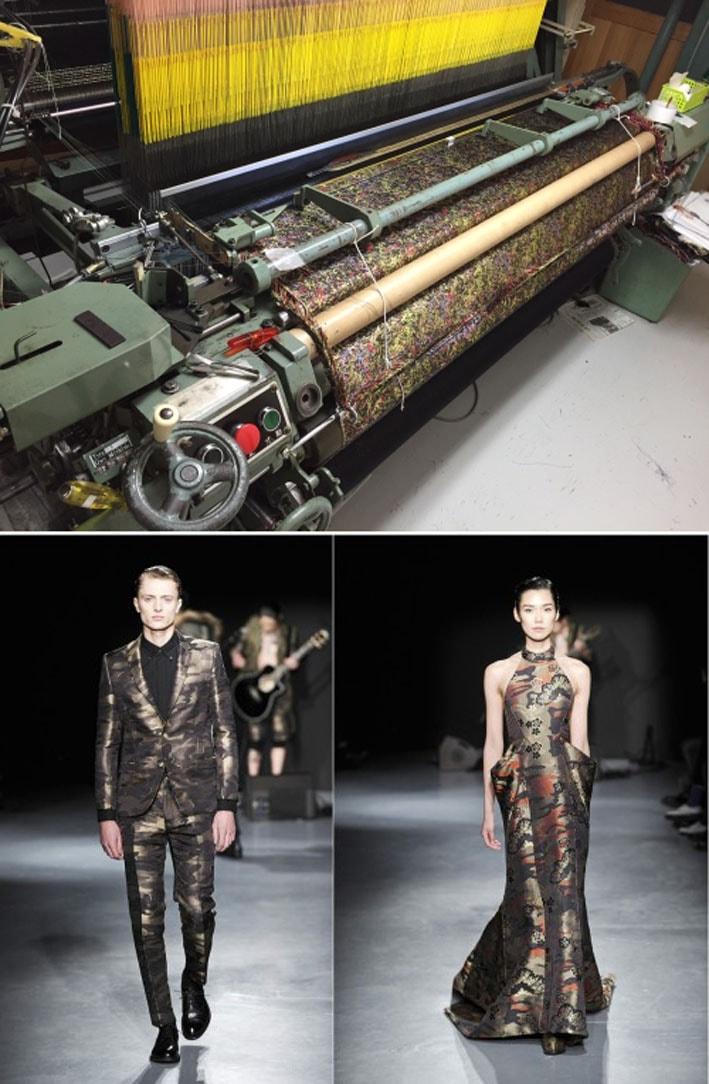 As tecelagens artesanais Hosoo e Bonotto, são as armas secretas das marcas de luxo stylo urbano-1