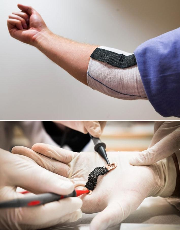 """Exoesqueletos flexíveis - Cientistas criam """"músculos de malha"""" para artigos de vestuário stylo urbano"""
