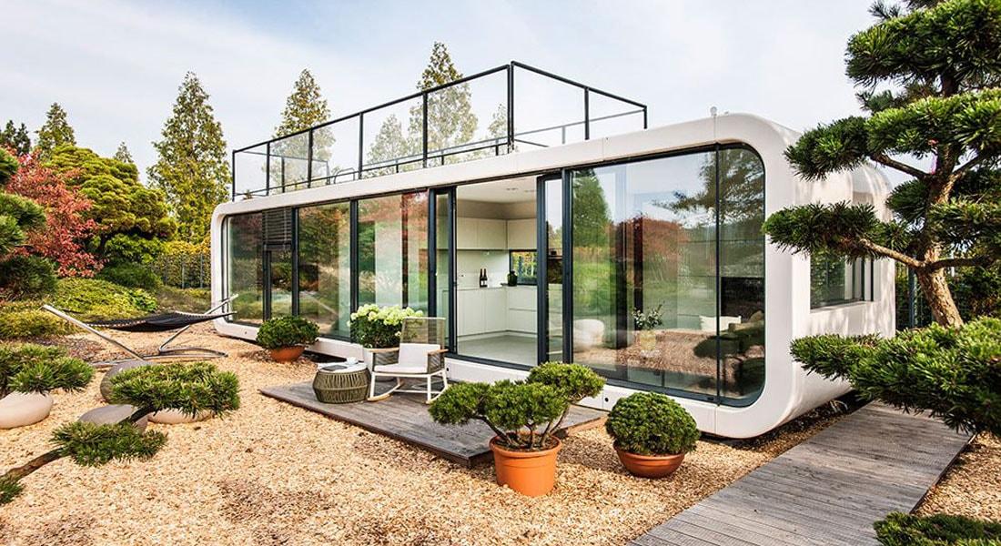 O futuro da habita o casas modulares pr fabricadas stylo urbano - Casas modernas modulares ...