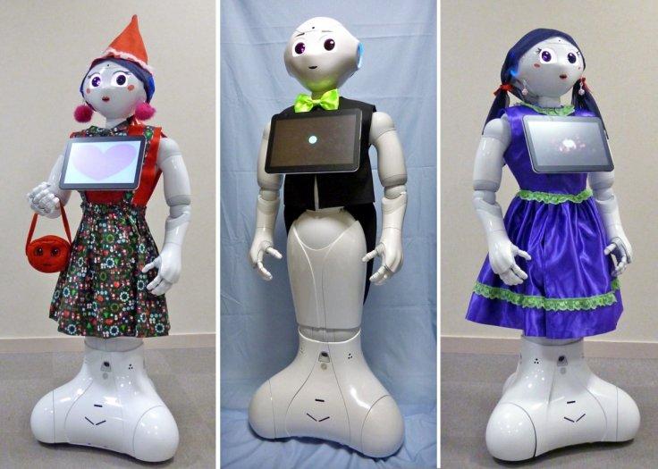 O robô Pepper pode ser o assistente de moda ideal nas lojas do futuro stylo urbano