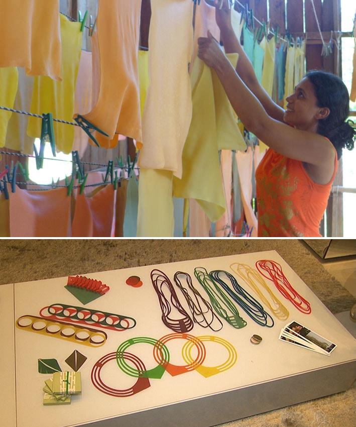 Flavia Amadeu cria biojoias e sapatos modernos com borracha natural da Amazônia stylo urbano