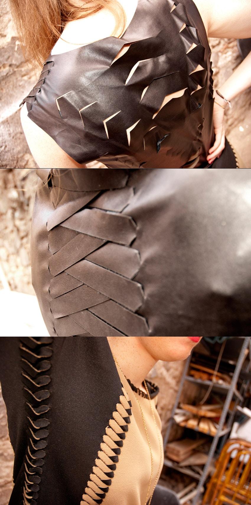 Arquiteta Anastasia Pistofidou criar roupas sem costura através de fabricação digital stylo urbano-6