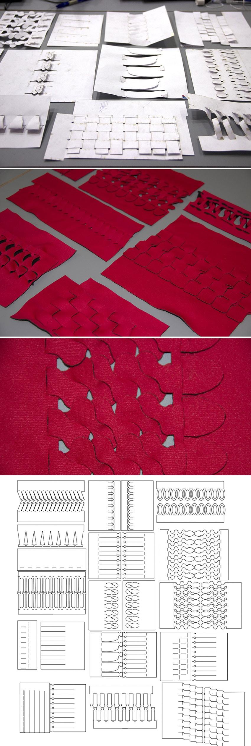 Arquiteta Anastasia Pistofidou criar roupas sem costura através de fabricação digital stylo urbano-1