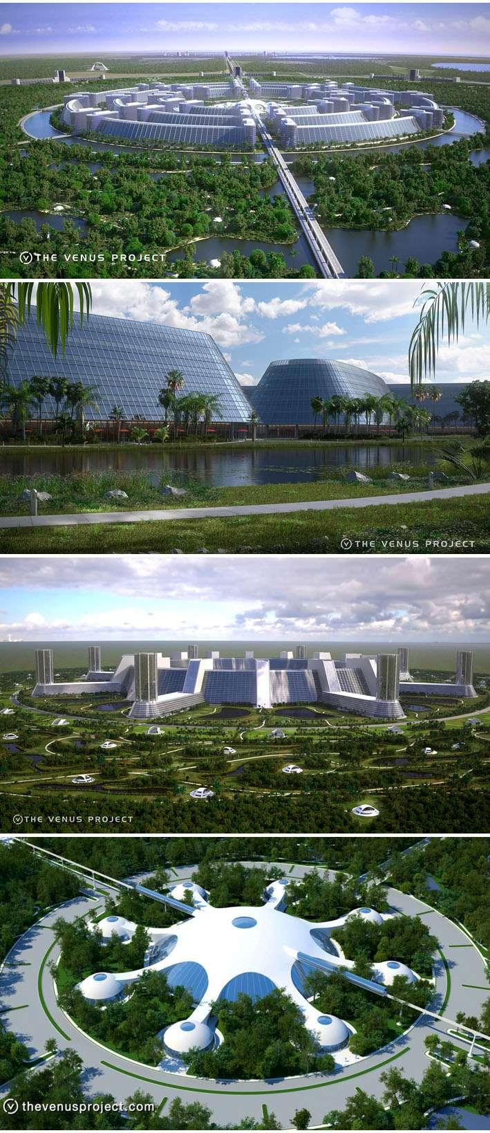 O Projeto Vênus propõe uma reformulação sustentável das nossas cidades e civilização stylo urbano-1