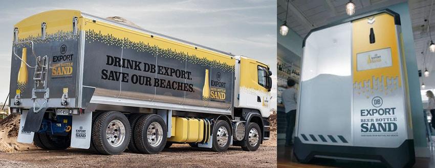 Cervejaria cria máquina que transforma garrafas de vidro em areia para construção civil stylo urbano