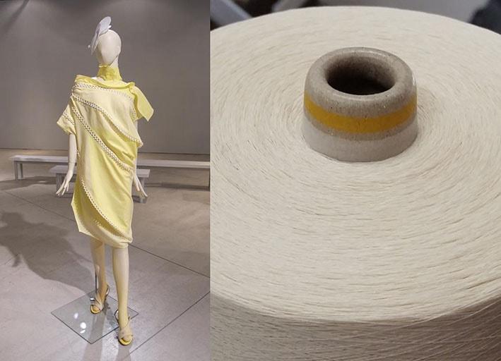 Fios de papel, uma solução sustentável e sofisticada para fabricar tecidos e roupas stylo urbano-1