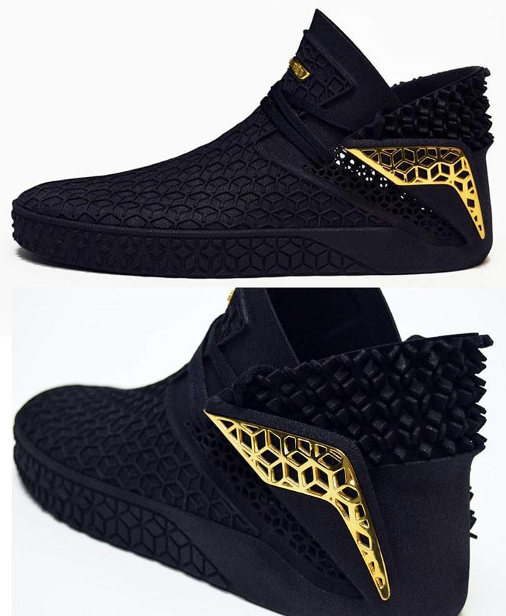 Projeto Gênesis - sapatos personalizados feitos 100% de impressão 3D stylo urbano-1