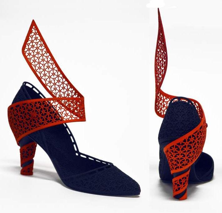Projeto Gênesis - sapatos personalizados feitos 100% de impressão 3D stylo urbano-2