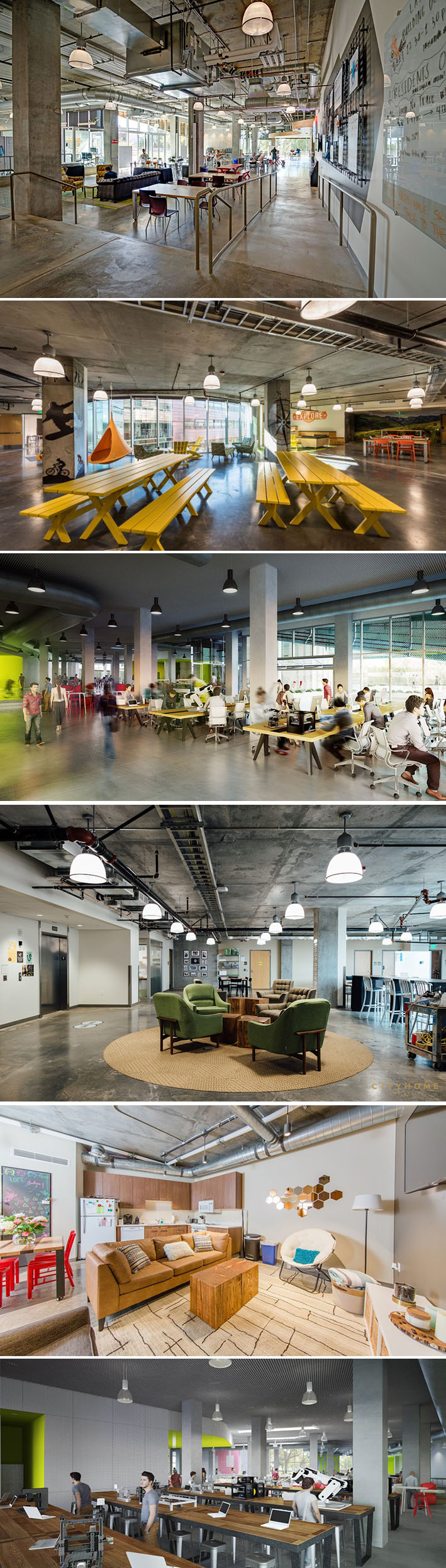 Lassonde Studios, um inovador espaço onde estudantes vivem, criam e lançam empresas stylo urbano