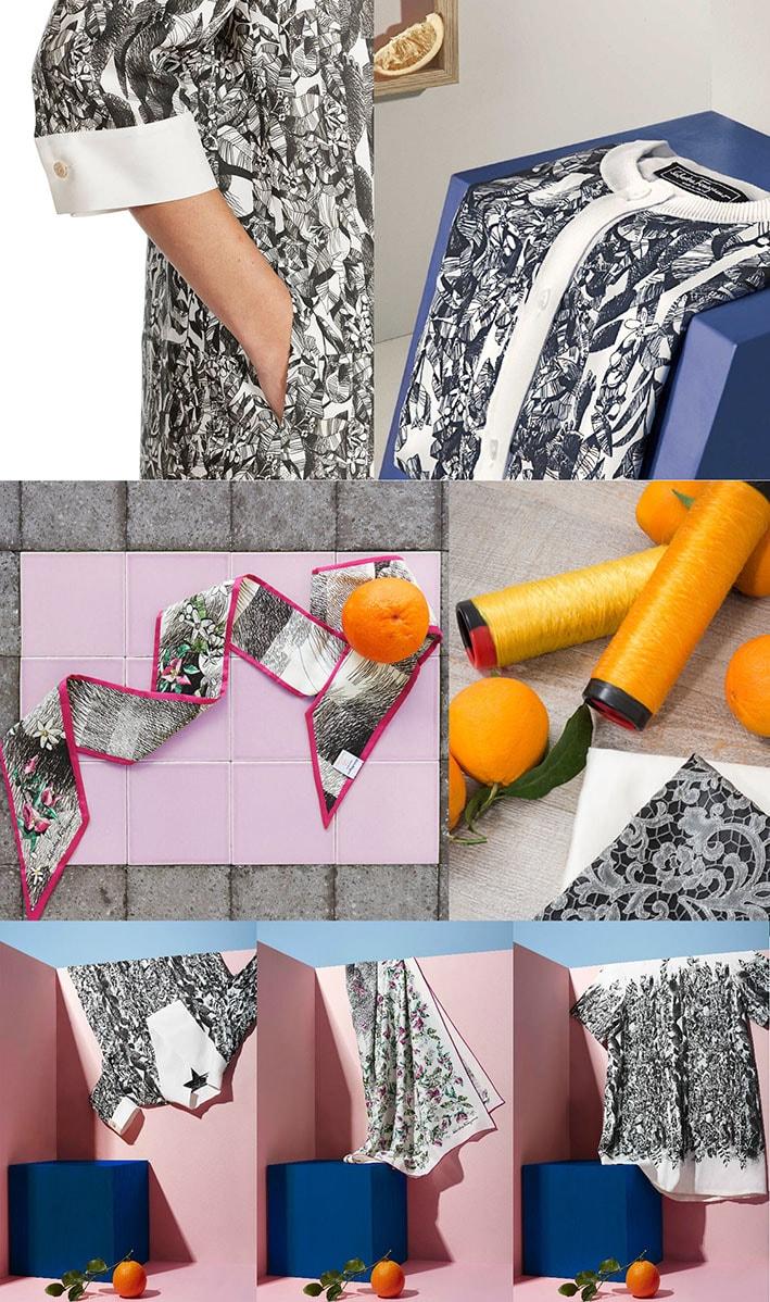 Salvatore Ferragamo lança a primeira coleção do mundo feita com tecido de laranja stylo urbano