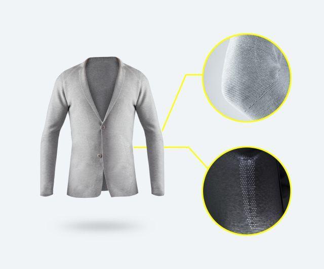 Marcas acreditam que o futuro da moda são as roupas e sapatos personalizados de tricô 3D stylo urbano-2