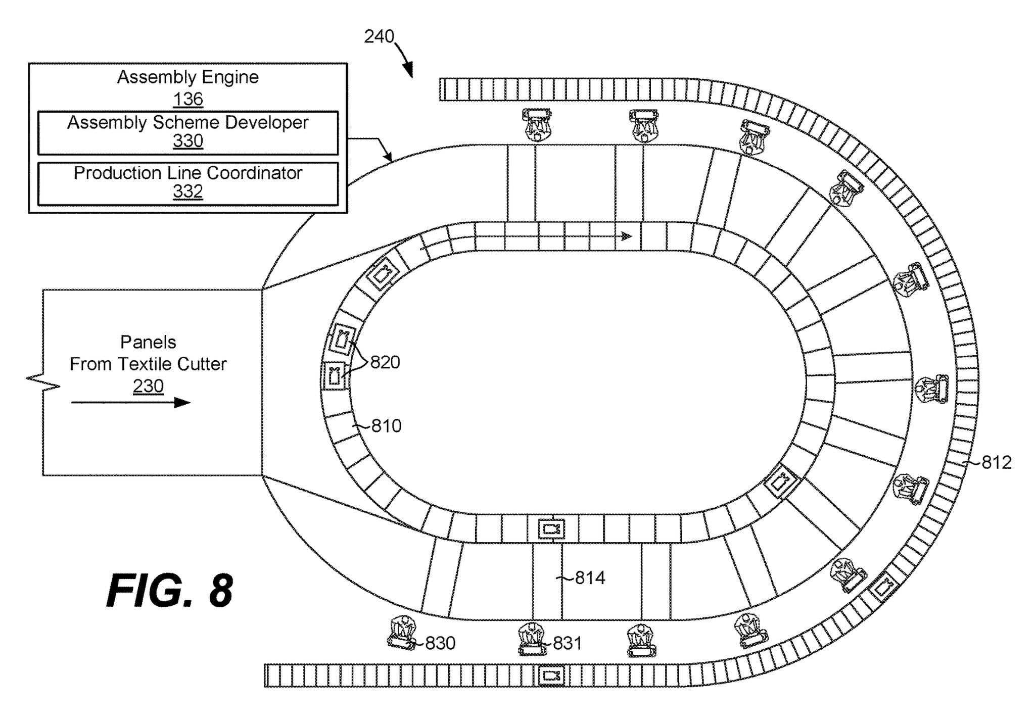 Amazon patenteou o projeto de sua fábrica automatizada de roupas sob demanda stylo urbano-5
