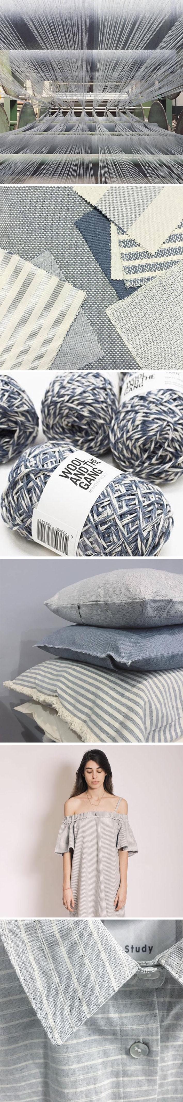 The New Denim Project : transformando jeans velhos em novos tecidos sustentáveis stylo urbano-2