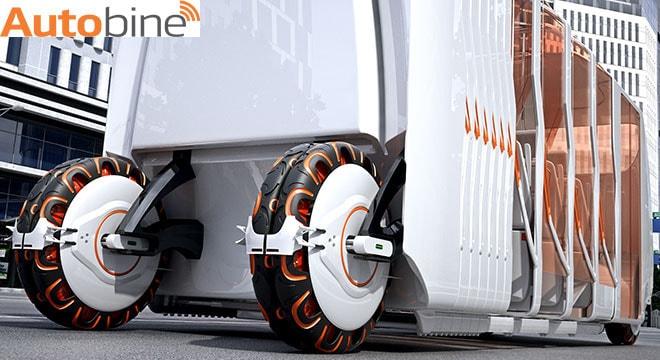O projeto Design Innovation mostra o futuro do transporte através dos pneus stylo urbano-5
