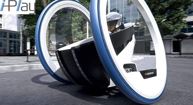 O projeto Design Innovation mostra o futuro do transporte através dos pneus stylo urbano-4