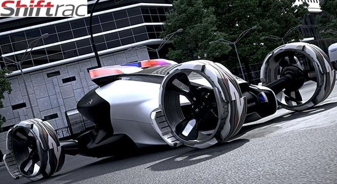 O projeto Design Innovation mostra o futuro do transporte através dos pneus stylo urbano-3