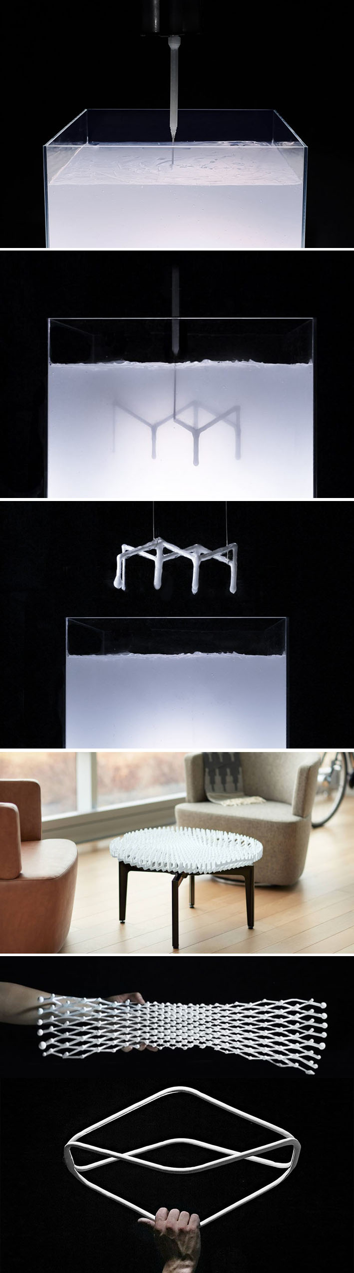 A nova tecnologia Rapid Liquid Printing do MIT imprime móveis e objetos em minutos stylo urbano
