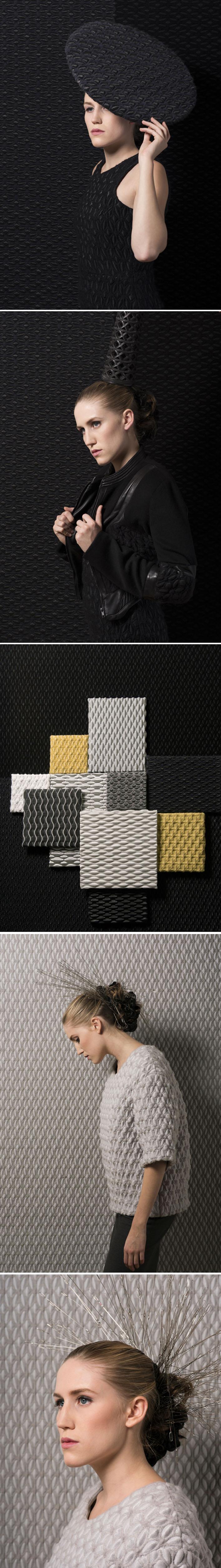 Tecidos tridimensionais dão sofisticação e sensação tátil na decoração e moda stylo urbano-2