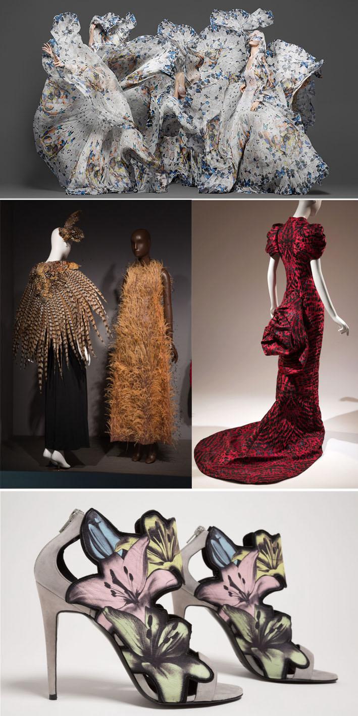 """Fashion Institute of Technology de Nova York lança a exposição """"Força da Natureza"""" stylo urbano"""
