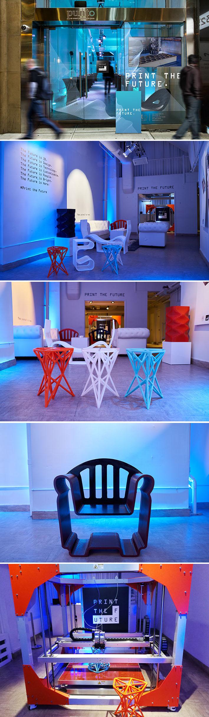 Print the Future fabrica móveis de impressão 3D sob demanda utilizando inteligência artificial stylo urbano