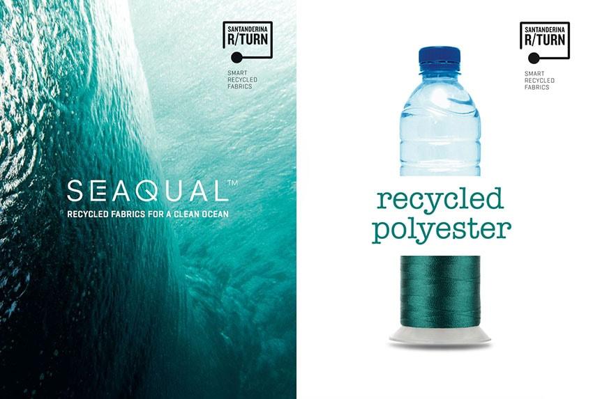 Fios de plástico oceânico estão sendo adotados por marcas de moda eco-conscientes stylo urbano