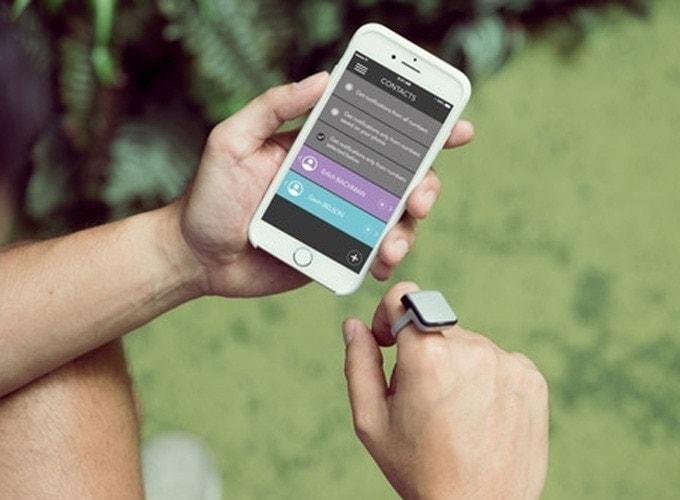 ORII é o primeiro anel inteligente do mundo que transforma seu dedo num smartphone stylo urbano