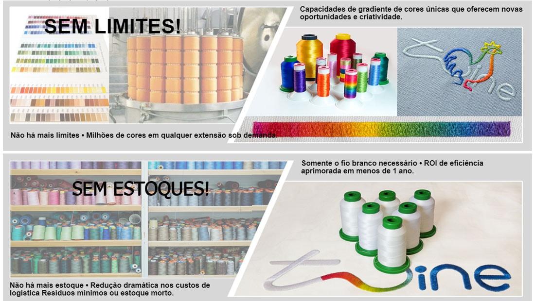 Twine Solutions lança um inovador sistema de tingimento digital de fio branco para indústria têxtil stylo urbano