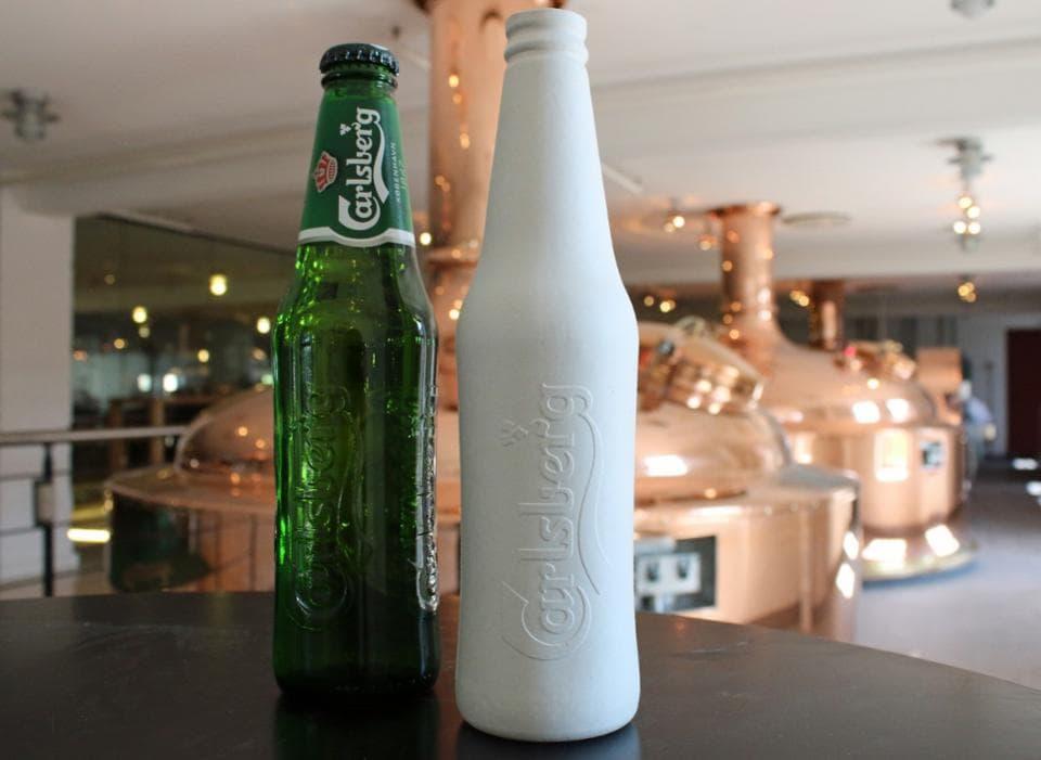 Sua garrafa plástica de água poderá em breve ser feitos de madeira stylo urbano