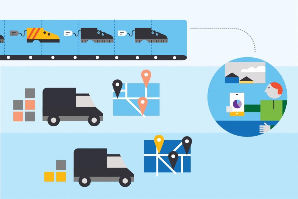 O futuro da fabricação - consumidores poderão criar produtos personalizados em massastylo urbano