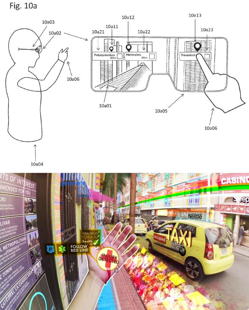 iGlass : Apple pretende lançar óculos de realidade aumentada stylo urbano