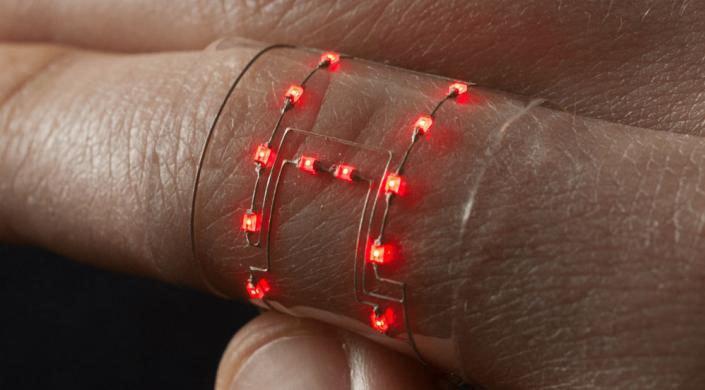 Novo método de impressão 3D híbrido cria segunda pele eletrônica stylo urbano-3