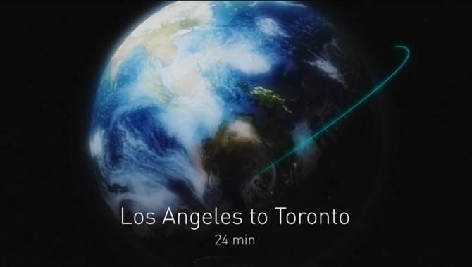 SpaceX cria foguete quefará transporte para qualquer lugar na Terra em menos de uma hora stylo urbano