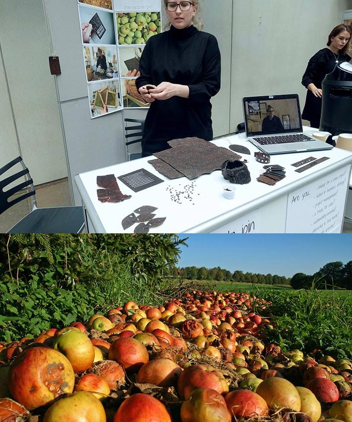 Novo material feito de resíduos de maçã é uma alternativa ao couro animal para sapatos stylo urbano-2