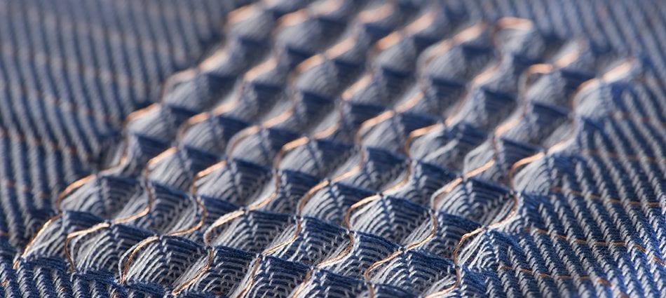 Fios codificados aumentam a transparência e rastreabilidade na cadeia de fornecimento têxtil stylo urbano