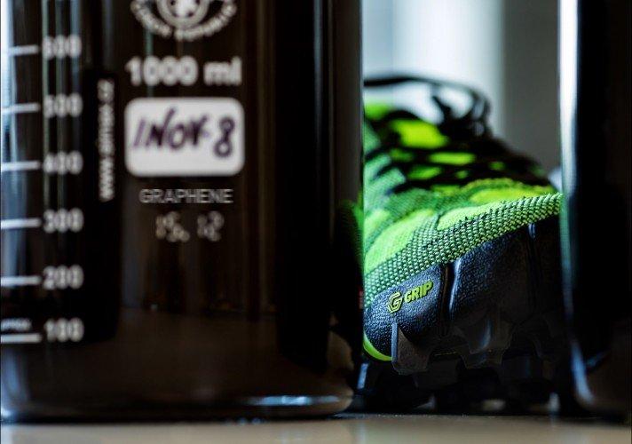 Grafeno na vanguarda de uma revolução nos calçados esportivos stylo urbano