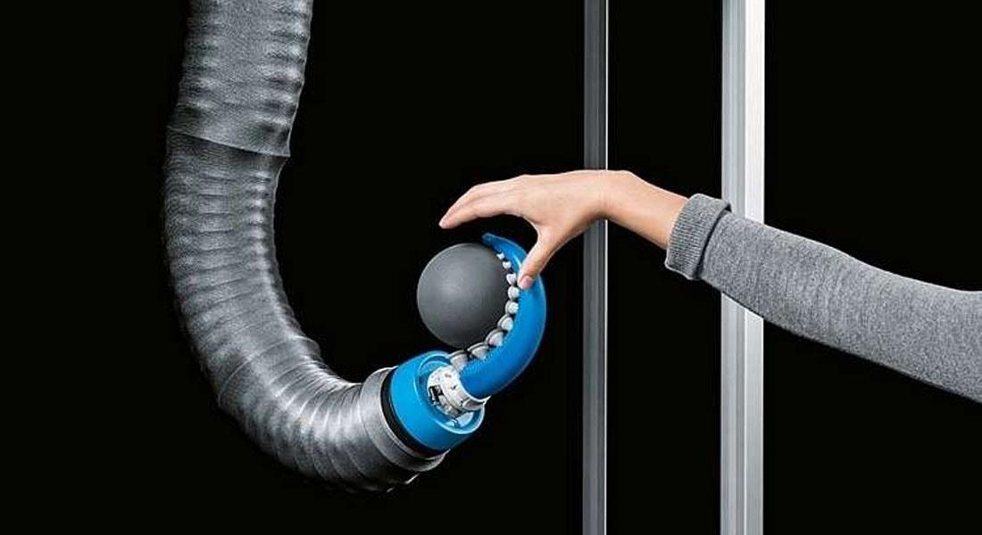 2b1c7499d20 Festo utiliza tecnologia de tricô 3D para criar robôs articuláveis  inspirados em animais