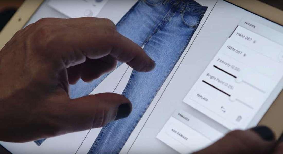 Levi revoluciona o processo de acabamento de calças jeans tornando-o mais  sustentável 109d22baffc